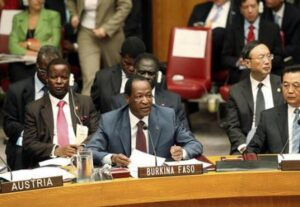 President-Compaor-addresses-the-Security-Council-Summit-in-2009.-Photo-by-UN-Photo-Erin-Siegal