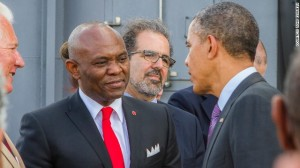 """Earlier this year, Heirs Holdings backed U.S. President Barack Obama's """"Power Africa"""" plan -- an initiative aiming to double access to electricity in sub-Saharan Africa."""