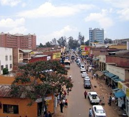Rwanda's capital, Kigali. According to a World Bank report, Rwanda is the most business-friendly country in East Africa.