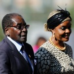 Mugabe's wife denies presidential ambitions