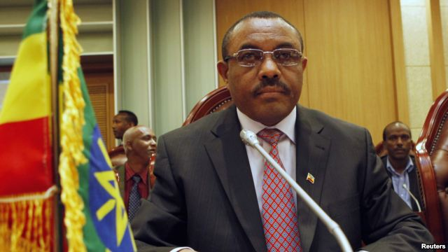 Ethiopian-Deputy-Prime-Minister-and-Foreign-Minister-Hailemariam-Desalegn-attends-a-meeting-for-the-Joint-Political-Committee-between-Sudan-and-Ethiopia-in-Khartoum