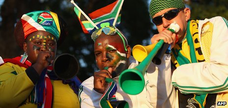 The 2010 World Cup gave South Africans a sense of unity