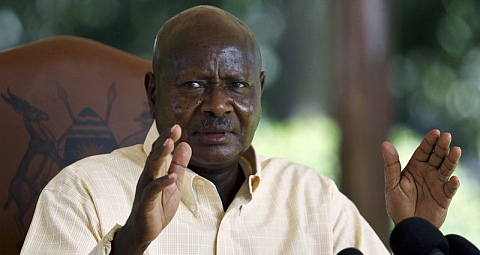 Ugandas-President-Yoweri-Museveni-has-been-accused-of-grooming-his-son-to-take-over-as-president