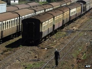 Revitalising Kenya's railway network will be a crucial part of the plan