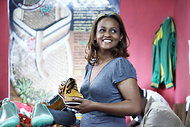 Bethlehem-Tilahun-founder-of-SoleRebels-in-her-factory-in-Addis-Ababa-Ethiopia-in-June