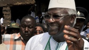 It will be Ernest Bai Koroma's second and final term in office