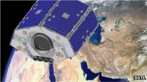 Nigeria also has a satellite programme