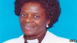The Anglican Church of Southern Africa has consecrated its first woman bishop in Africa.