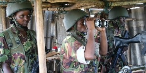 Kenya among Africa's top spenders on military