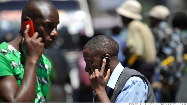 The rapid growth of mobile subscribers in Africa is a big draw for investors. While Africa is the fasting growing mobile market in the word, the rate of mobile penetration in Africa is the lowest rate among the world regions.