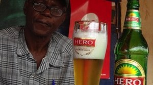 "A new beer called ""Hero"" with a rising sun on the label echoes Biafran nationalist sentiment"