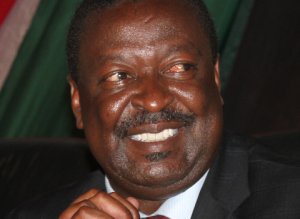 DPM Musalia Mudavadi during the launch of his presidential bid for the 2012. Photo/ Jack Owuor