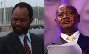 Mozambique's Samora Machel built a strong consensual party with a succession tradition. Uganda's Yoweri Museveni has not.