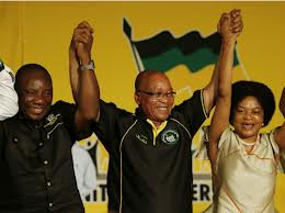 ANC top brass in celebration, the party needs to do more for ordinary South Africans