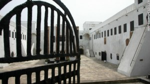 Built on the Cape Coast by the Portuguese in 1482, Elmina Castle is the oldest remaining slave castle in Africa. It has become a pilgrimage site drawing thousands of visitors from around the world.