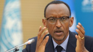 """President Obama phoned Rwandan President Paul Kagame in December 2012, underscoring that any support to M23 """"is inconsistent with Rwanda's desire for stability and peace."""" Kagame denies backing M23."""