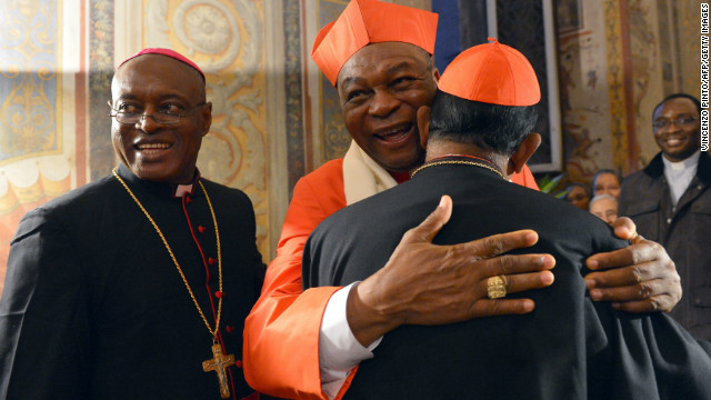 Nigerian Cardinal John Onaiyekan has said he would not be surprised to see an African pope in his lifetime
