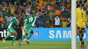 Sunday Mba's winner earned Nigeria a 1-0 victory in the final,he plays for the domestic league