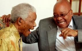 Mandela and Zuma