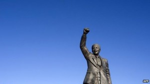 Many people still see Nelson Mandela as the antidote to current social ills