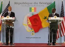 President Obama and Senegalese President Macky Sall