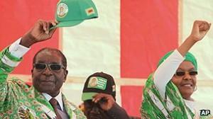 President Mugabe wants black Zimbabweans to own more of the economy