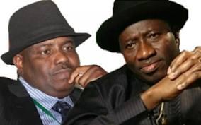Tambuwal and Jonathan
