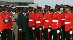 President Robert Mugabe has faced a travel ban for more than a decade