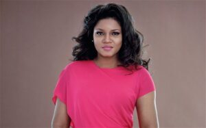 Actress and singer, Omotola Jalade Ekeinde Photo: KATE PETERS