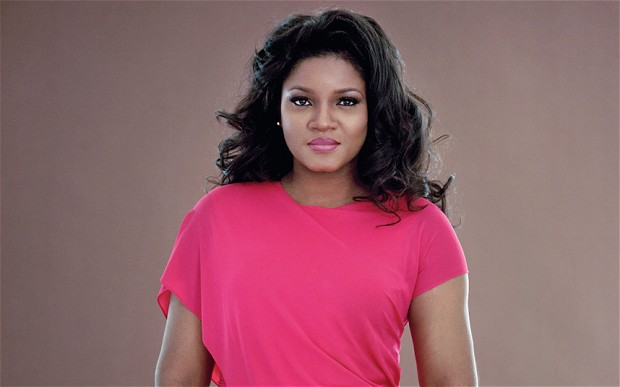 Actress and singer, Omotola Jalade Ekeinde Photo: KATE PETERS