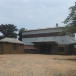 Banyankole kweterana cooperative union main regional center after refurbishment, it is soon starting re-exportion of coffee