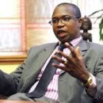 The Chief Economist and Vice-President Mthuli Ncube