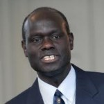 Professor Amii Omara-Otunnu, chairman of FUF
