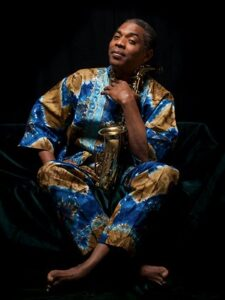 Femi Kuti will play at WOMADelaide 2014. Picture: Supplied