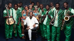 Femi Kuti and his Positive Force Orchestra will play at WOMADelaide 2014. Picture: Supplied Source: Supplied