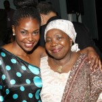 Amini Kajunju and Dlamini Zuma of the African Union