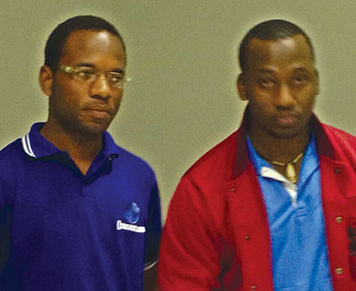 Iragena and Munyaneza are some of the brains behind the company. The New Times , Courtesy