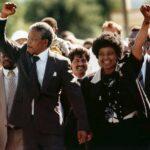 Mandela on Release