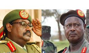 Friends turn foes, General Sejusa and President Museveni