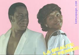Tabu Ley and Mbilia Bel, one of the best duos in African music