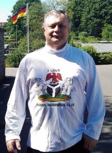 Dr Gerhard Staats