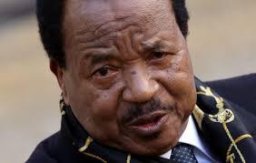 Paul Biya has been president of Cameroon since 1992