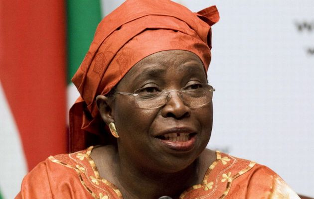 AU commission chairman Nkosazana Dlamini-Zuma could be heading back home after accepting nomination to represent the ANC in parliament. File photo Image by: Business Day / Getty Images