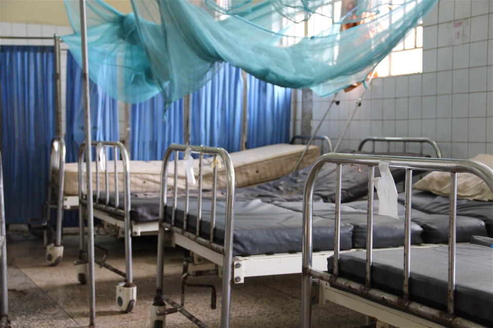 Infections have rapidly fallen after aid groups and government ramped up treatment and prevention. In August, President Ernest Bai Koroma declared the outbreak a national emergency © Otto Bakano/IRIN