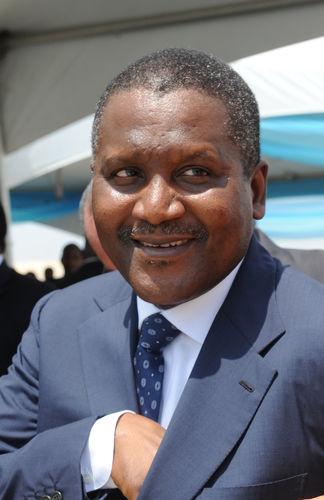 Africa's richest man Dangote mulls buying Nigeria oil fields