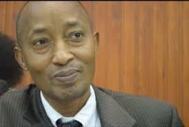 Dr Theogene Rudasingwa