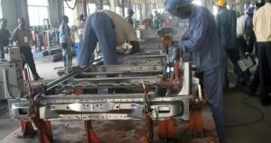 IVM First car manufacturing company in Africa. Nigeria.