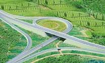 The Kampala-Entebbe expressway is being constructed with the help of the Chinese government