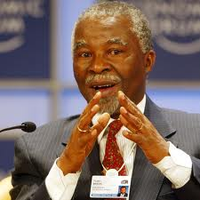 Former President of South Africa and Chair of the High-Level Panel on Illicit Financial Flows Thabo Mbeki