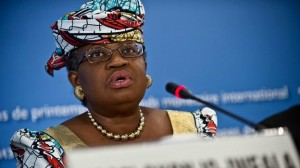 "Finance Minister Ngozi Okonjo-Iweala says ""nobody but us Nigerians"" can stop the corruption"